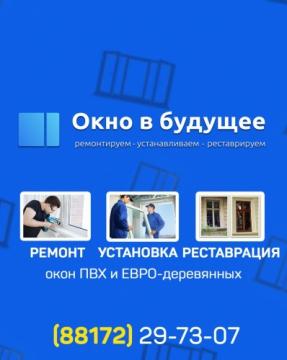 Фирма Окно в Будущее